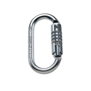 Карабин Camp OVAL STEEL 3LOCK